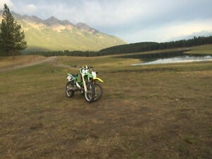 2002 KX 250 out of season deal!