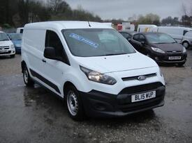 2015 Ford Transit Connect 1.6 TDCi 240 L2 VAN. Only 22,000 miles. 1 owner FSH.