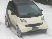 2005 Smart Fortwo PURE Coupe (2 door)