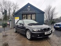 BMW 3 SERIES 318Ci SE (black) 2006
