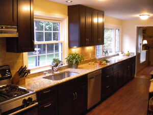 Vista wood kitchen - Financing available - $58 a month