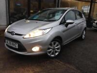 2009(09) Ford Fiesta 1.25 (82ps) Zetec *73,000, Up To 61 MPG (Finance Available)