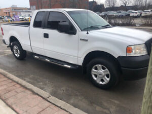 2008 Ford F-150 4x4   Extended cab 4 door  NO RUST