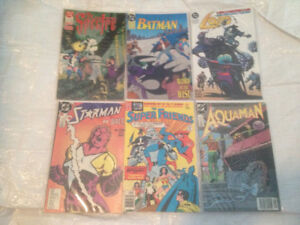 DC Comic Book Bundle