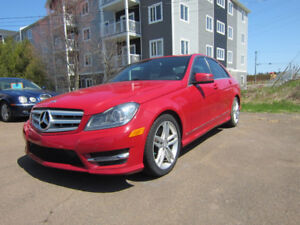 ***Reduced***2013 Mercedes-Benz C-Class C 300***AWD***