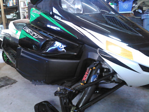 Arctic Cat f8 ext A1 - 2 places