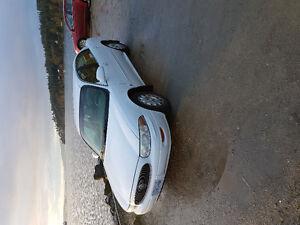 2000 Buick LeSabre White Sedan