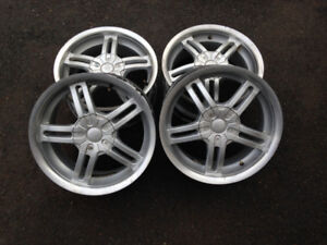 "16"" Multi Fit Aluminum Rims"