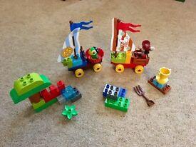 Lego DUPLO 10539 - Beach Racing