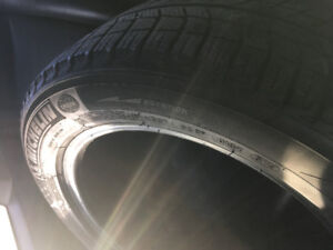 4 pneus 215-55-17 x-ice Michelin