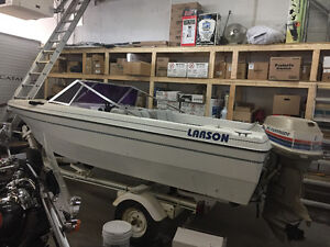 For sale 1977 bow rider, in very nice shape