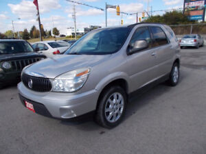 2007 Buick Rendezvous cl SUV, Crossover