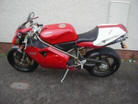 DUCATI 996 SPS 1999 SIMPLY BEUTIFULL