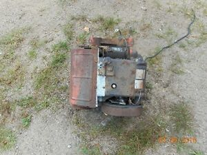 Used lawn mower engine's