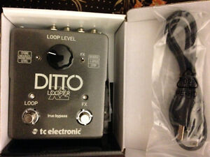 Ditto X2 Looper by TC electronic