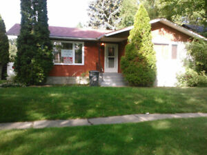 House for Rent in Redwater with Garage Available November 1st!