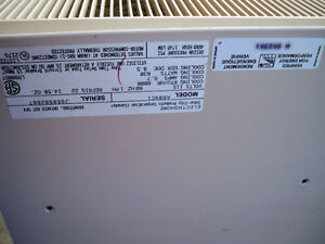 AIR CON. ELECTROHOME UPRIGHT 6000 BTU Stratford Kitchener Area image 2
