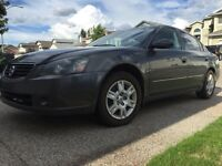 2006 NISSAN ALTIMA SIMILAR TO HONDA ACCORD AND TOYOTA CAMRY