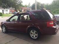 Ford freestyle awd limited