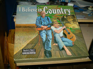 reader s digest i believe in country lp 33 tour