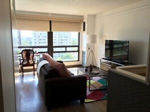 ALL INCLUSIVE Spacious Studio in the Heart of Downtown Ottawa