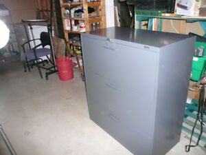 Business Class Teknion Filing Cabinet (170919)