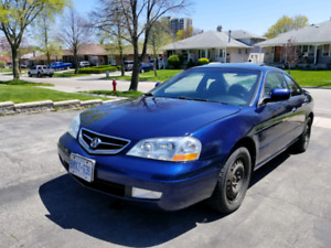 2001 Acura CL Type-S - Clean! Lady Driven
