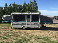 1996 Jayco Jay Series 12 Foot Pop Up Camper