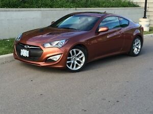 2013 Hyundai Genesis Coupe T Coupe (2 door)