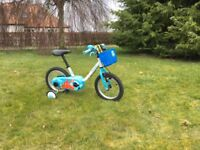 BTwin Childs Bicycle