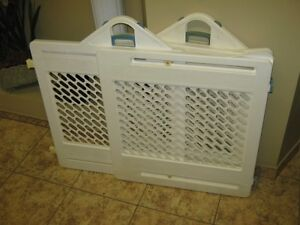 3 Fisher Price baby gates for sale
