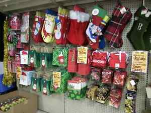 Christmas items from 30cents!