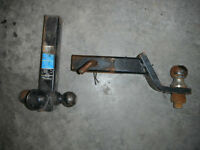 """2"""" Ball Mount Receiver Bars"""