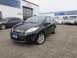 2012 Ford Fiesta SE-SAFETY CERTIFIED! !6 MONTHS WARRANTY$5,999
