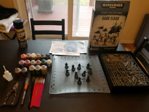 Warhammer 40k Dark Eldar Starter Kit
