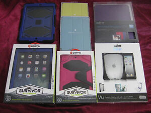  Cases for iPad, Air & Mini BRAND NEW