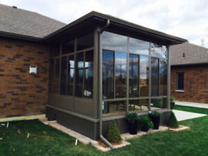 Porch Enclosures - Buy Direct - Installation is available