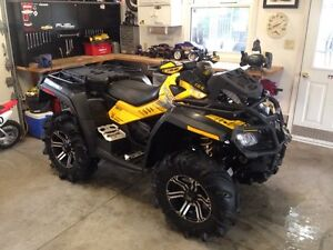 2011 Can Am Outlander XMR 800 sell/trade