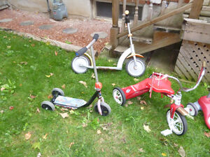 Various Tricycles and Scooters Kitchener / Waterloo Kitchener Area image 2