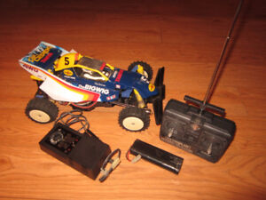 REMOTE CONTROL  R/C RACER-SALE PRICE OF $ 250.00
