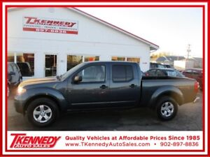 2013 Nissan Frontier 4WD Crew Cab LWB SV