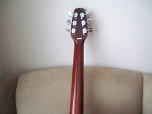 GUITAR CITATION ACUSTIC 6 STRING WITH CASE MINT CONDITION Stratford Kitchener Area image 4