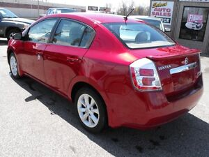 2011 NISSAN SENTRA  LOADED  AUTO  NO ACCIDENTS  COME SEE TODAY