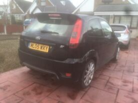 Ford fiesta ST (PRICE REDUCE QUICK SALE)