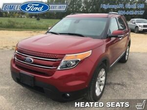 2014 Ford Explorer Limited  - Leather Seats -  Bluetooth