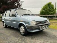 1987 Rover Metro Hatchback Petrol Manual