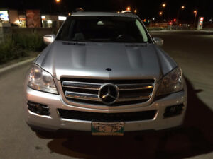 QUALITY, LUXURY & POWER-Mercedes-Benz CL-Class GL320 Blue TEC