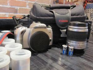 Appareil photo argentique 35mm Canon EOS Rebel Ti