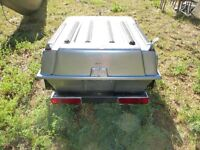 Small trailer Suitable for ATV, Car, Motorcycle,Tryck