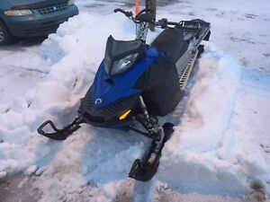 2010 Ski Doo Summit 800 163""